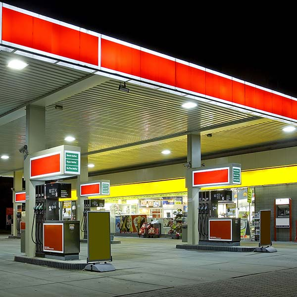 Red Hall Service Stations